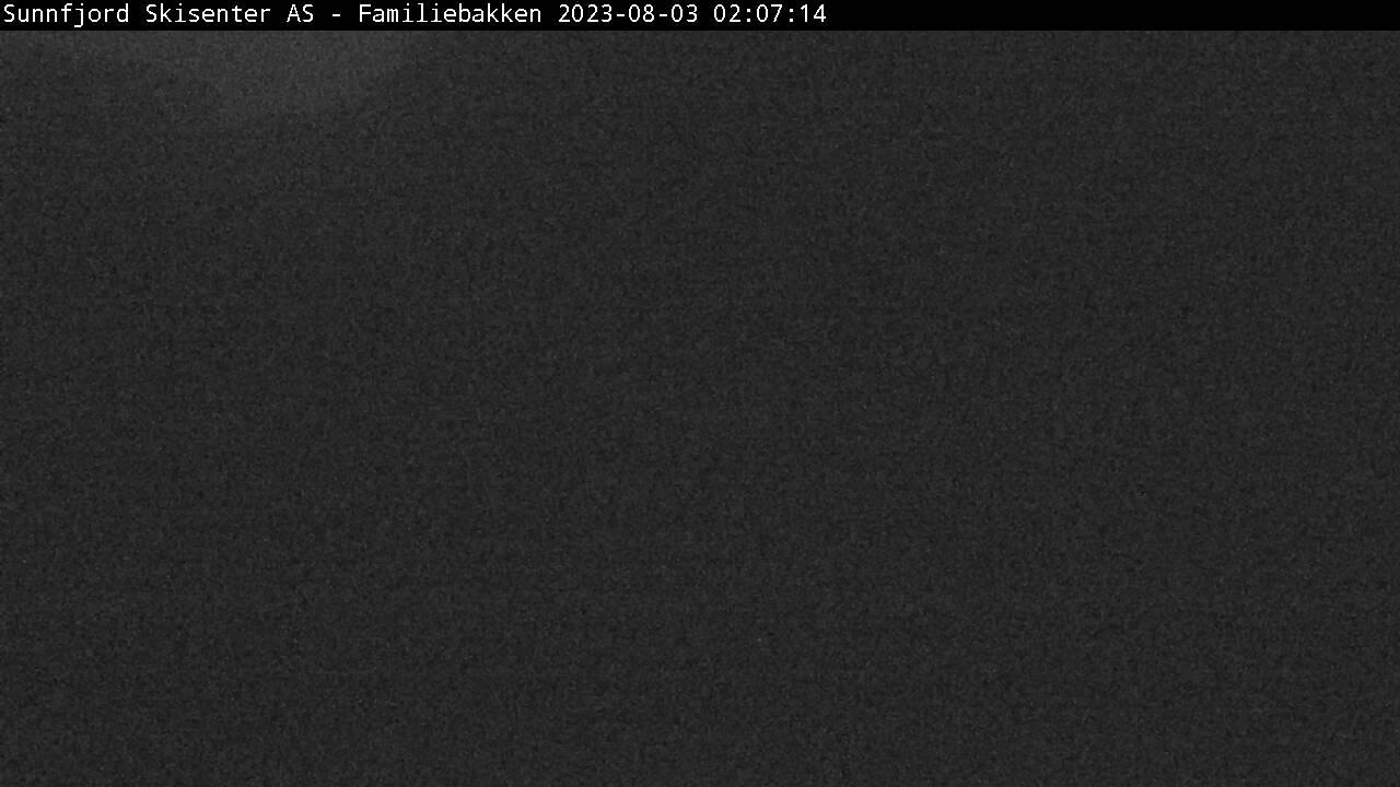 Webcam Sunnfjord skisenter, Førde, Sogn og Fjordane, Norwegen